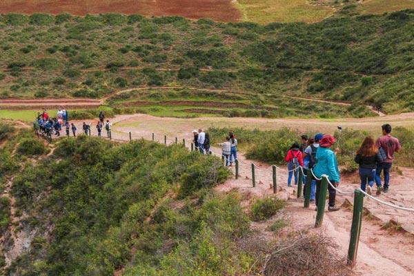 Maras Moray And Salineras - ½ Day Tour