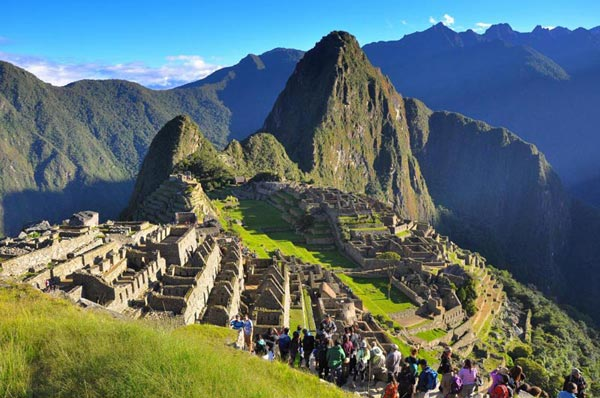 Machu Picchu By Mini Van And Train Tour