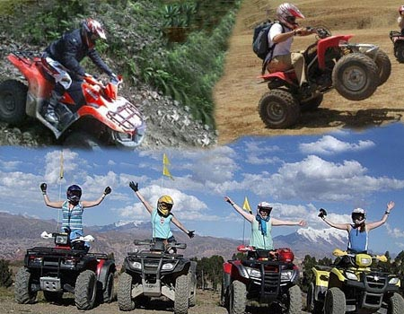 Atv Tour Maras Moray And Salineras