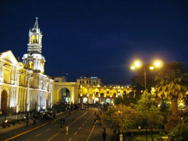 Unforgettable Arequipa Tour