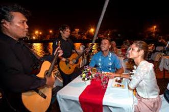 Sunset Dinner Cruise Package