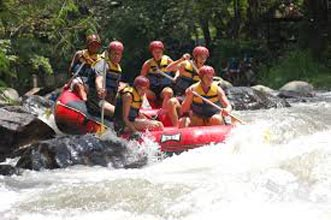Ayung River Rafting Package