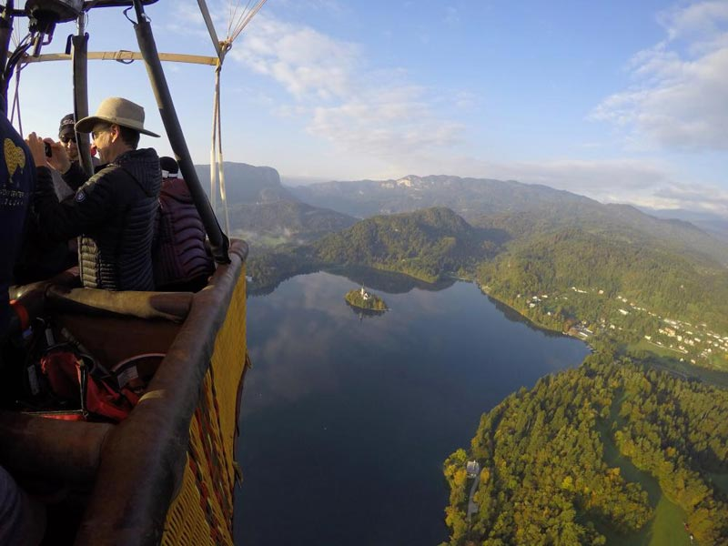 Paragliding – A Breathtaking Activity In Bled Surrounding, Slovenia Package