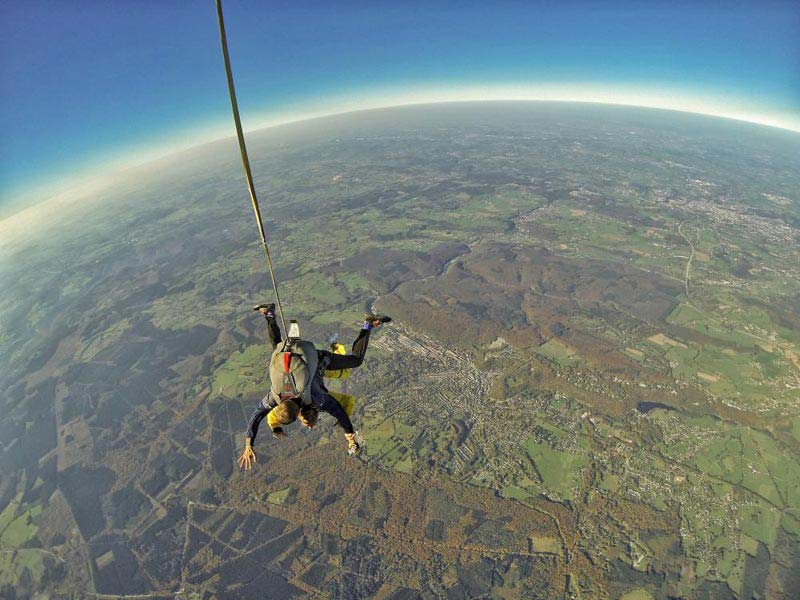 Skydiving – The Best Adrenaline Rush Activity In Bled, Slovenia Package