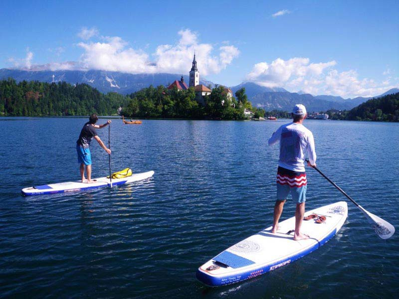 Kayaking – A Fantastic Activity In Bled Surroundings, Slovenia Package