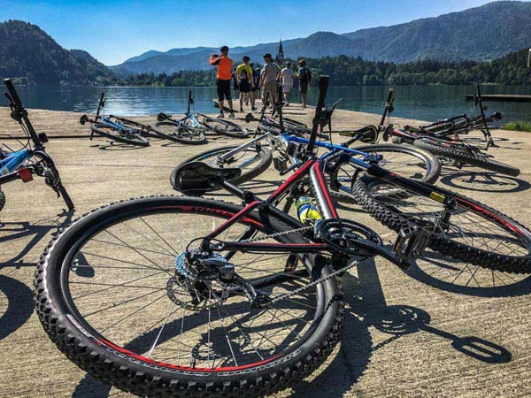Rent A Bike And Explore Bled Package
