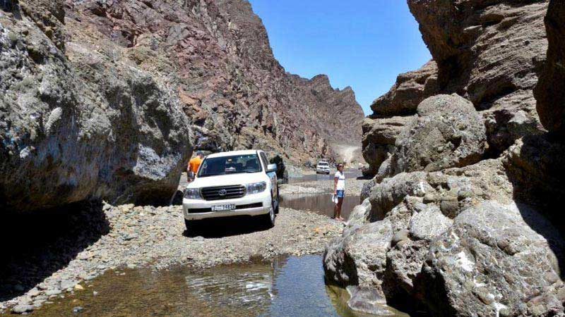 Hatta Mountain Safari Package