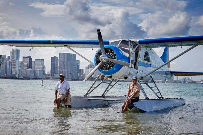 SEA PLANE TOUR PACKAGE
