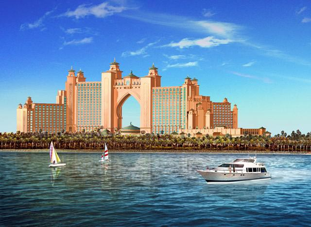 Atlantis Hotel Package