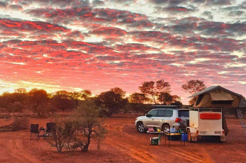 Uluru Adventure Tour From Alice Springs Package