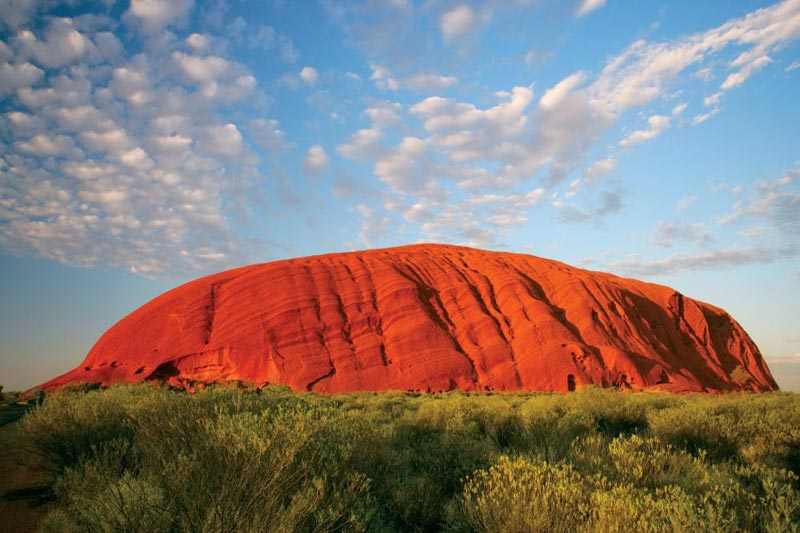 Travel The Outback - 3 Day Ayers Rock 4wd Safari Package