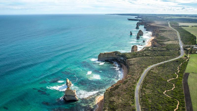 Melbourne To Adelaide 3 Day Great Ocean Road Tour Package