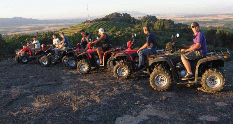 Quad Biking Package