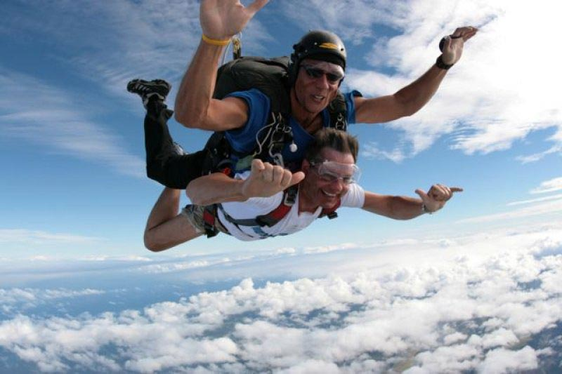 Skydiving Package