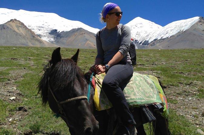 Tibet Horse Riding Tour