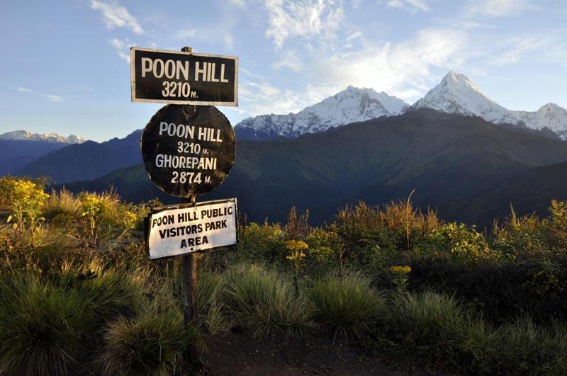 Ghorepani/Poonhill Trekking Package