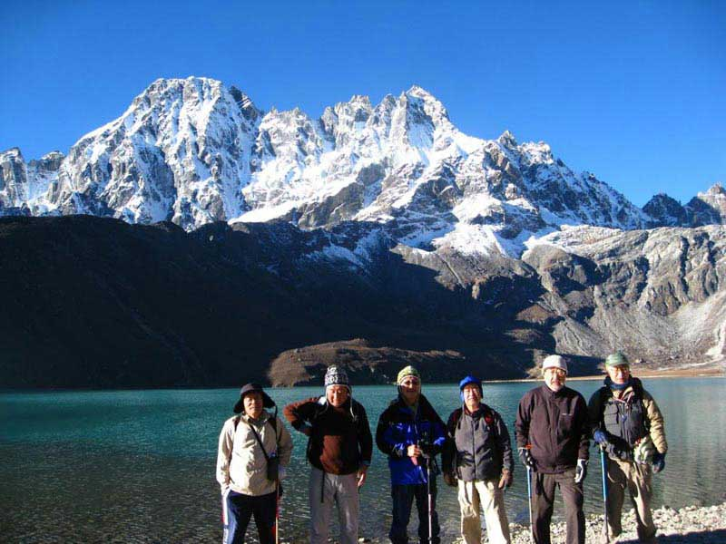 Gokyo Chola Pass Trekking Package