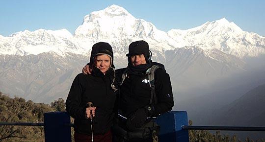 Nepal Honeymoon Tour Package