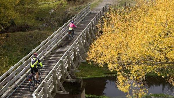 Otago Rail Trail Classic Tour