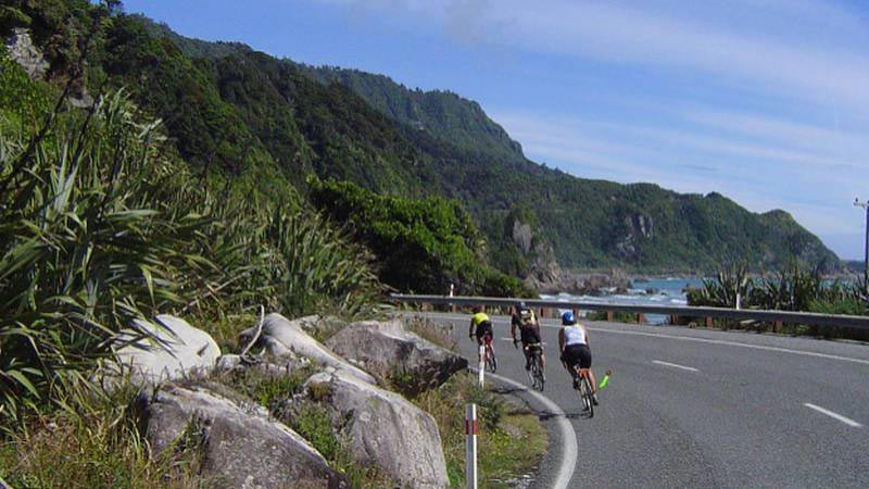 West Coast And Glaciers Cycle Tour