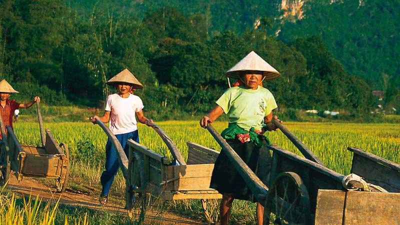 Vietnam Limestone Landscapes Cycle Tour