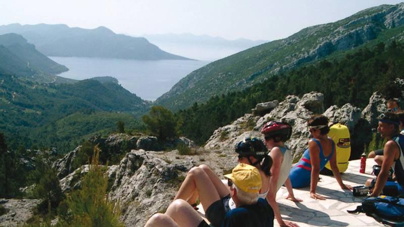 Croatia Bike & Sail Tour