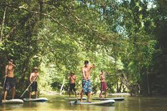 Windswell – Mossman Rainforest Magic Sup Package