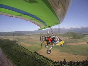 Updraught Microlights – Cape Tribulation Package