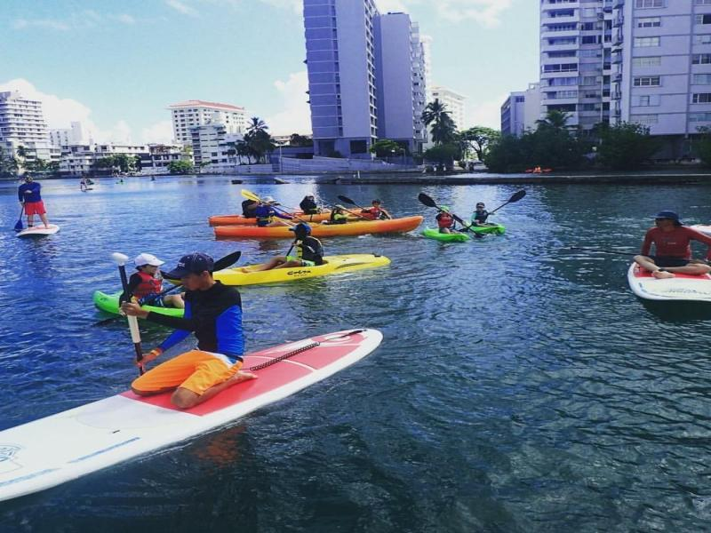 Kayak Rental Tour