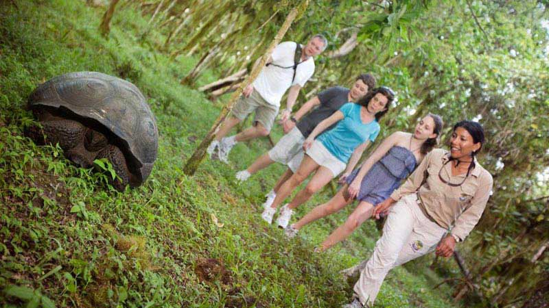 6-day Galapagos Island Hopping Package