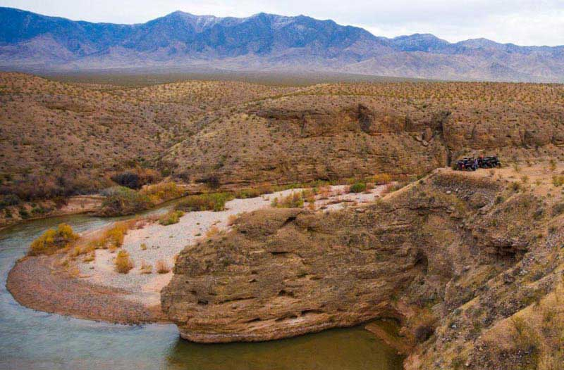 Virgin River Overlook Package