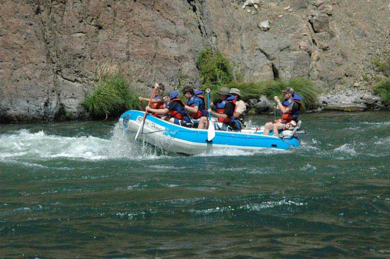 Overnight Breede River Rafting Trail Tour