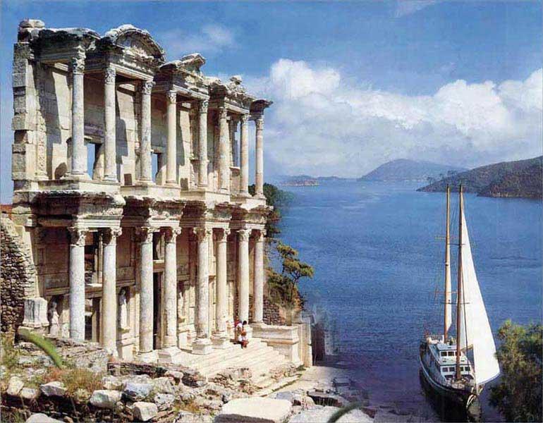 7 Days Ephesus Antalya Package