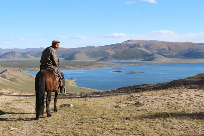 Exploring Mongolia Package
