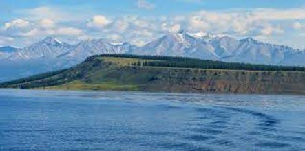 Khuvsgul Lake Package