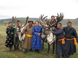 Tsaatans Reindeer Herders Welcome Your Family Package
