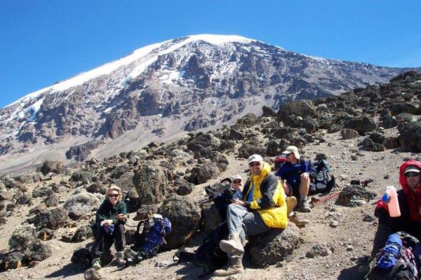 Mt Kilimanjaro Climbing: Machame Route Tour