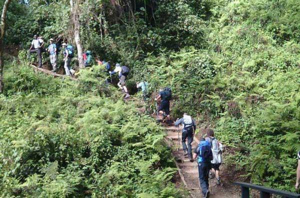 Mt Kenya Climbing: Sirimon - Naromoru Route Tour
