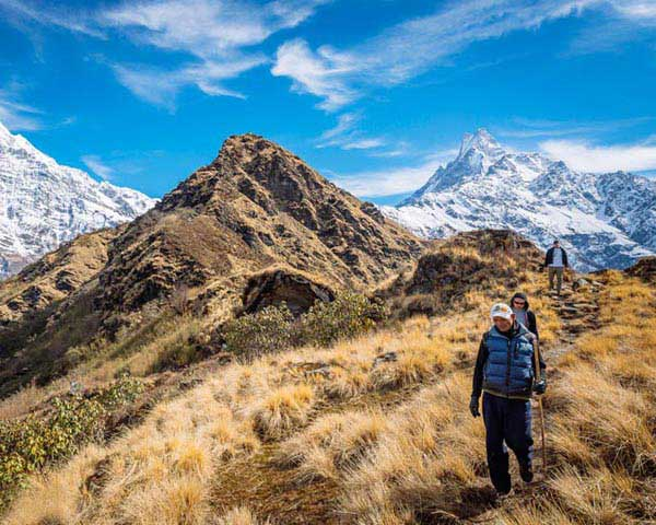 Mardi Himal Trek Package