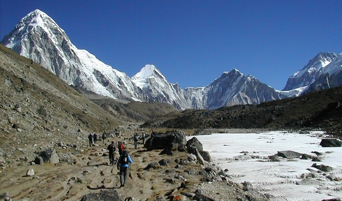 Everest Cho-la Pass Trek Package