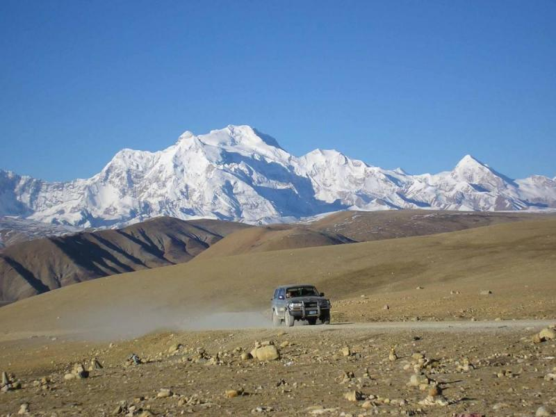 Tibet Overland Tour Package