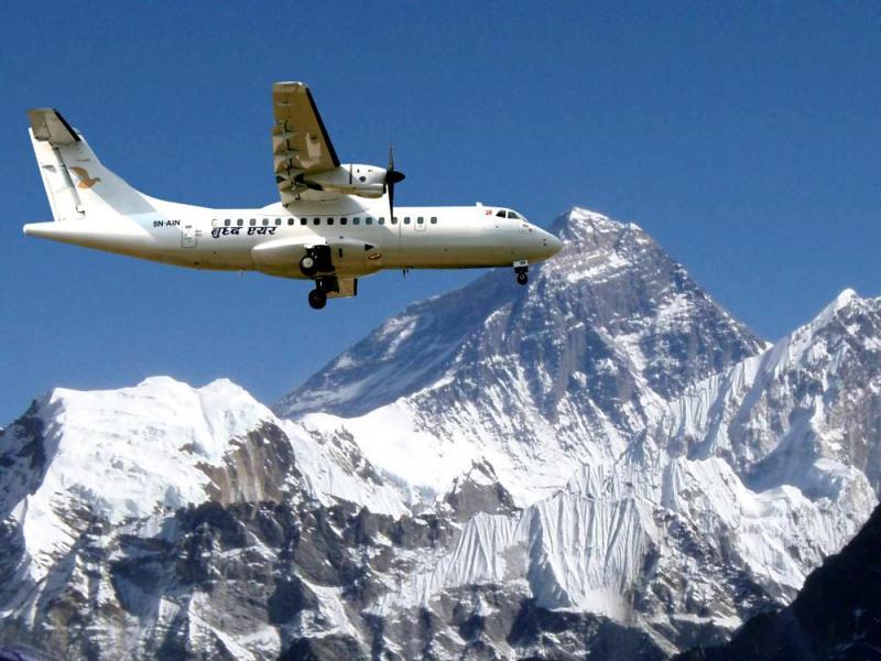 Mountain Flight Package