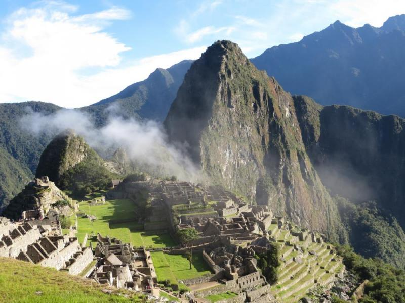 Cusco Machu Picchu Express Tour