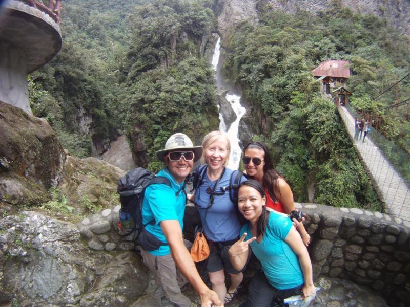 Ecuador Trekking The Avenue Of Volcanoes Tour