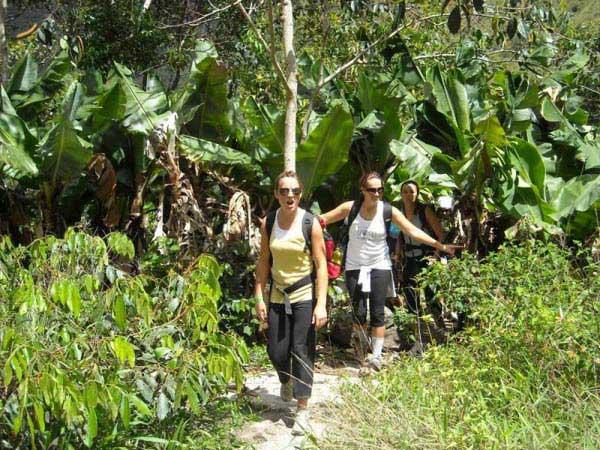 Inca Jungle Tour