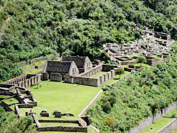 Choquequirao & Machu Picchu Tour