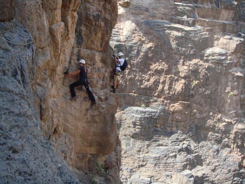Mountain Climbing Snake Canyon Package