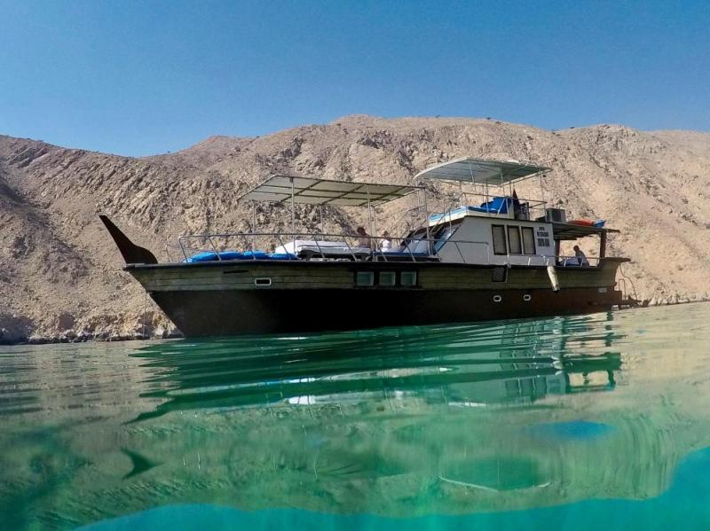 Dhow Cruise In Muscat Coast Line Package