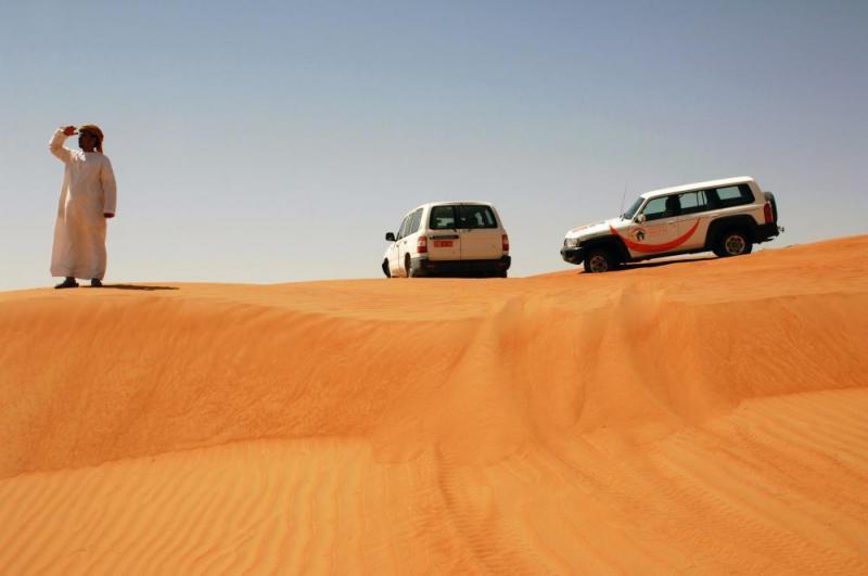 Desert Nights Safari Tour Package