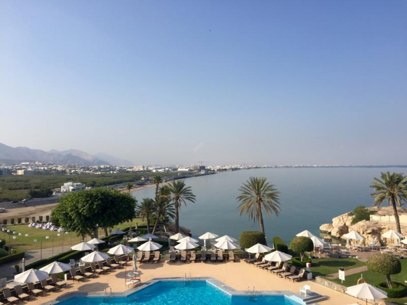 Oman Mountains & Beaches Package